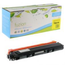 Compatible Brother TN-210 Toner Jaune Fuzion (HD)