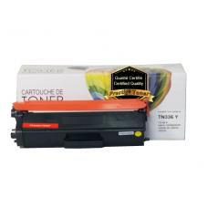 Compatible Brother TN-336 Toner Jaune Prestige Toner