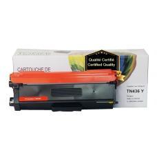 Compatible Brother TN-433 / TN-436 Toner Jaune HY Prestige Toner