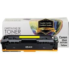 CompatibleCanon 3025C001 (054H) Jaune Prestige Toner