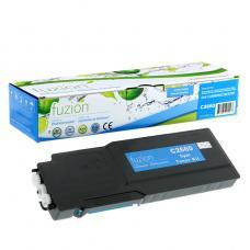 Compatible Dell C2660DN Toner Cyan Fuzion (HD)