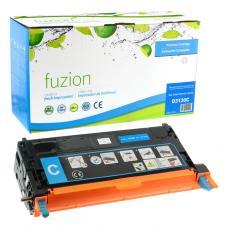 Recyclée Dell 3110CN Toner Cyan Fuzion (HD)
