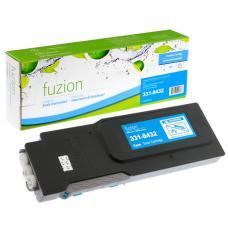 Compatible Dell C3760N Toner Cyan Fuzion (HD)