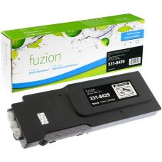 Compatible Dell C3760N Noir Fuzion (HD)
