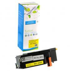 Compatible Dell 593-BBJW Toner Jaune Fuzion (HD)