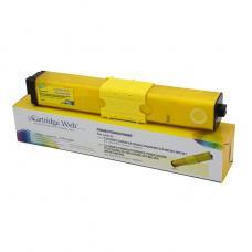 Compatible Okidata 44469701 Toner Jaune Fuzion (HD)