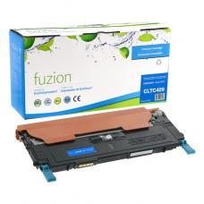 Recyclée Samsung CLT-C409S Toner Cyan Fuzion (HD)