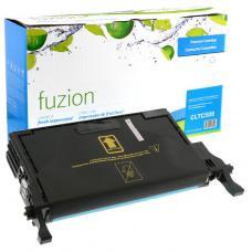 Recyclée Samsung CLT-C508L Cyan Toner Fuzion (HD)