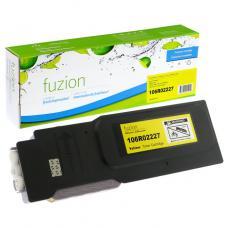 Compatible Xerox 106R02243 -2227 Jaune Toner Fuzion (HD)
