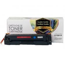 Compatible HP CF501X (202X) Toner Cyan Prestige Toner