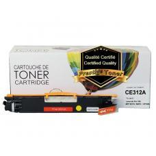 Compatible HP CE312A (126A) Toner Jaune Prestige Toner