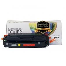 Compatible HP CF412X Toner Jaune Prestige Toner