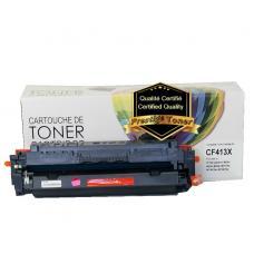 Compatible HP CF413X Toner Magenta Prestige Toner