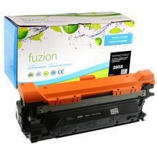 Réusinée HP CE260X (649X) Toner Noir Fuzion
