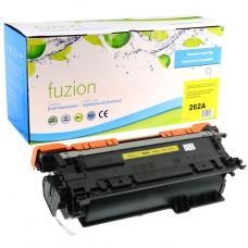 Recyclée HP CE262A (648A) Toner Jaune Fuzion (HD)
