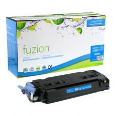 Recyclée HP Q6001A Toner Cyan Fuzion (HD)