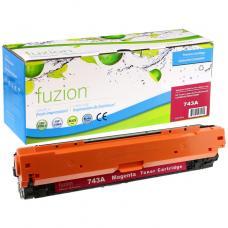 Recyclée HP CE743A Toner Magenta Fuzion (HD)