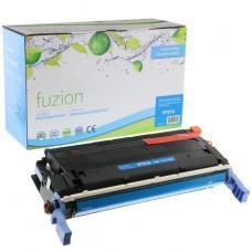 Réusinée HP C9721A Toner Cyan Fuzion (HD)