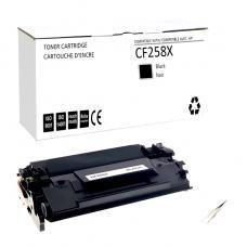 Compatible HP CF258X (58X) - Sans puce