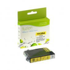 Compatible Epson T1254 N°125 Jaune Fuzion (HD)