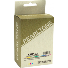 Recyclée HP22 XL Couleur (EHQ)