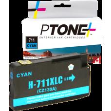 Compatible N°711XL | CZ130A Cyan PTone (HD)