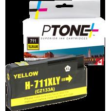 Compatible N°711XL | CZ132A Jaune PTone (HD)