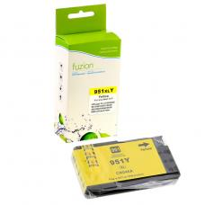 Remanufacturé HP951 XL Jaune Fuzion (HD)