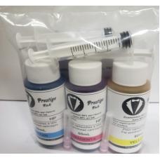 Trousse de recharge 3 X 60 ML HP Couleur UV