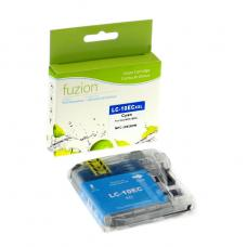 Compatible Brother LC10ECY XXL Cyan Fuzion (HD)