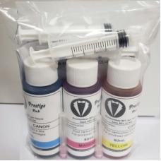 Trousse de recharge 3 X 60 ML Canon Couleur UV