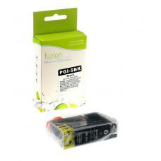 Compatible Canon PGI-5BK Noir Fuzion (HD)